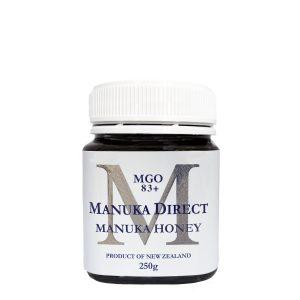 V3 Metalic M Cut Out - Manuka Direct MGO 83+ 250g Prop